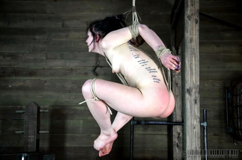 Babe Today Real Time Bondage Katharine Cane Adorable Slave -1039