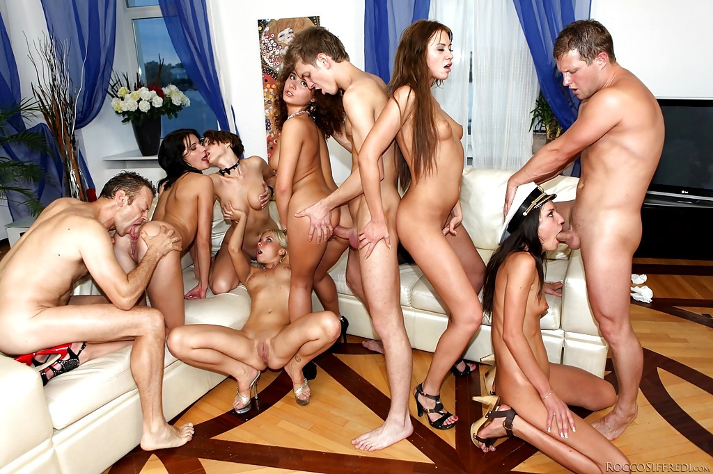 Orgy party girls, kasha porno