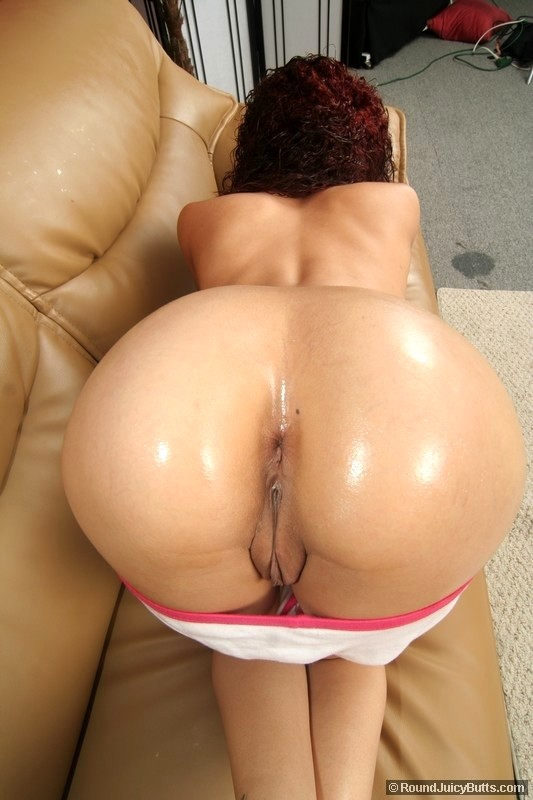 Fat juicy sexy white ass