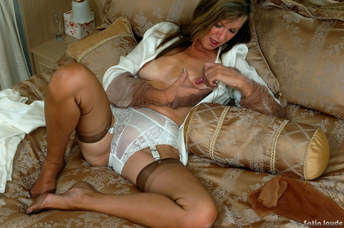 Mature Women Wearing Sexy Lingerie