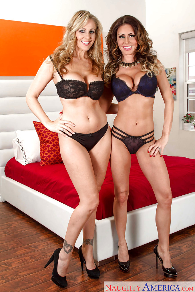 Babe Today Seduced By A Cougar Jessica Jaymes Julia Ann -3505