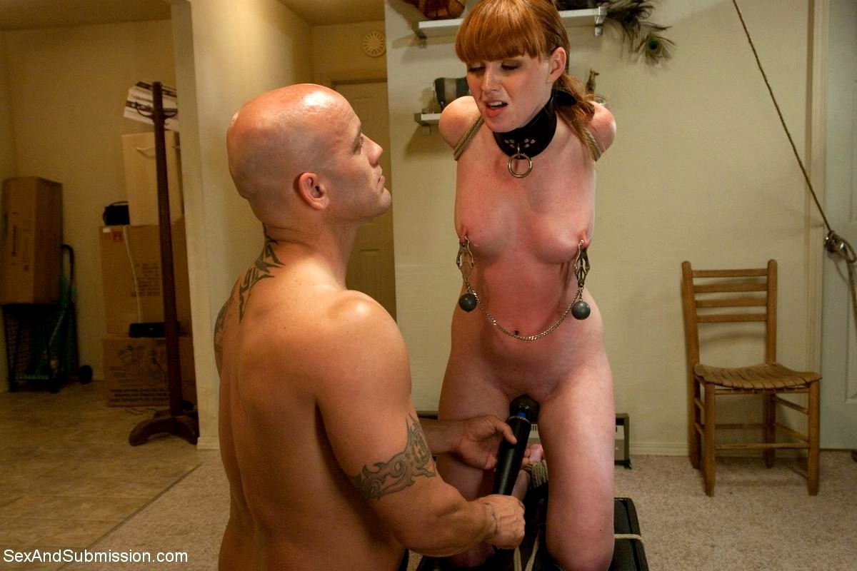 Babe Today Sex And Submission Derrick Pierce Marie Mccray Cute Redhead -3640