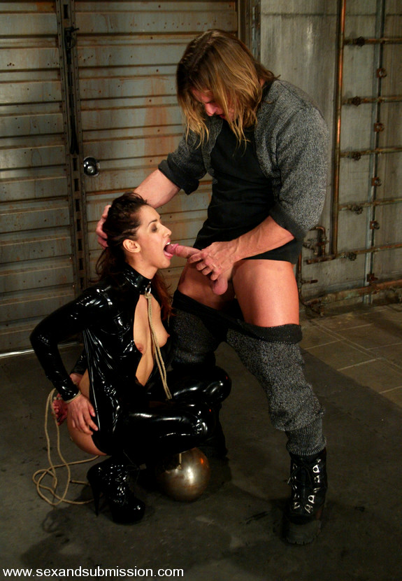 evan stone sex and submission