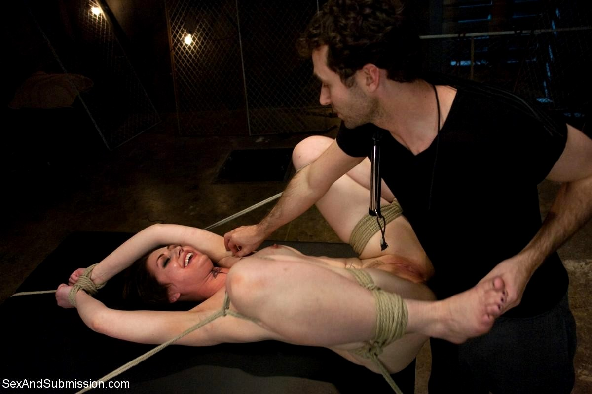 Babe Today Sex And Submission James Deen Sarah Shevon International Bondage Porn Video -7966