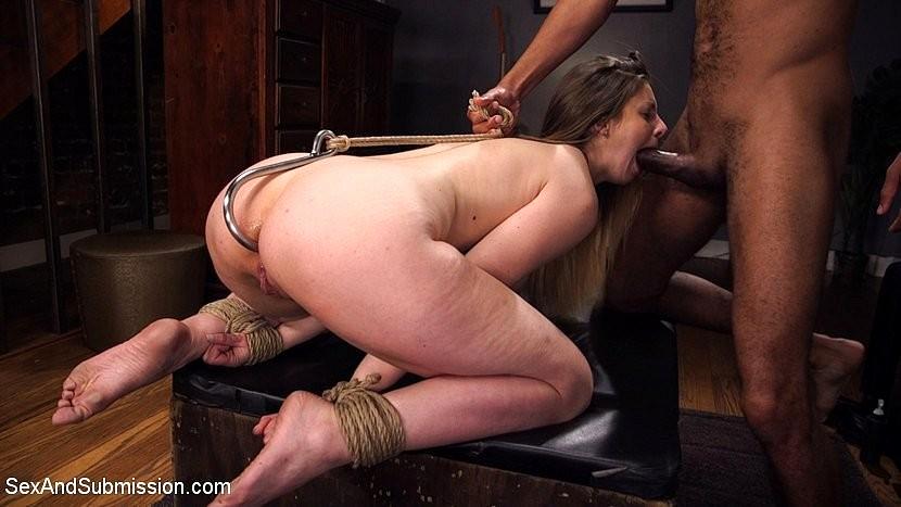 Sexy bbw milf billie austin gets her first big black cock - 2 part 5