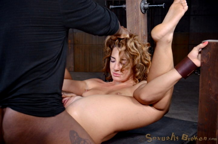 Young girl caught fucking