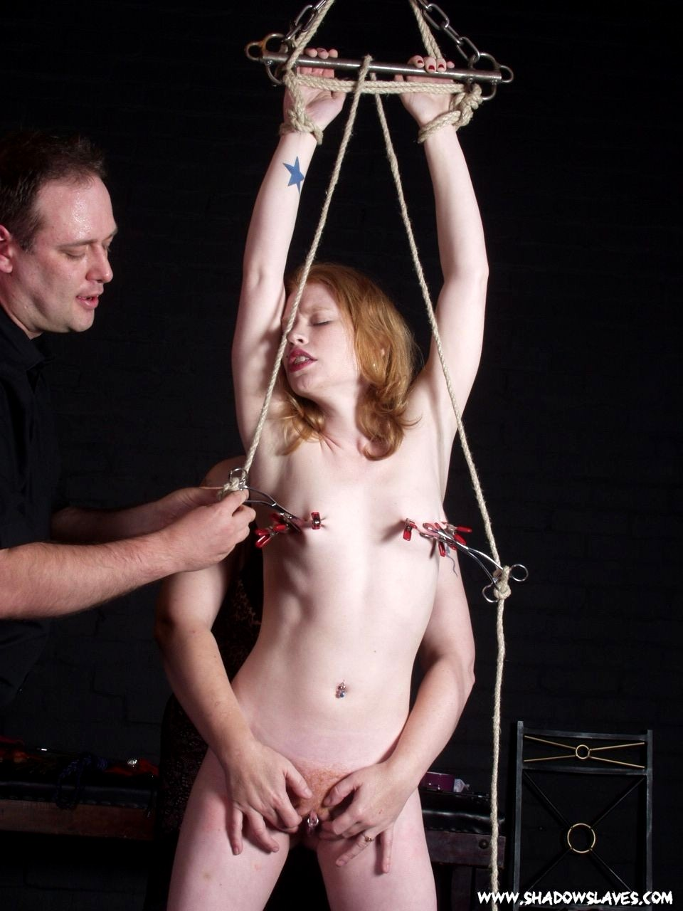 Babe Today Shadow Slaves Madison Young Jay Good Bdsm -1579