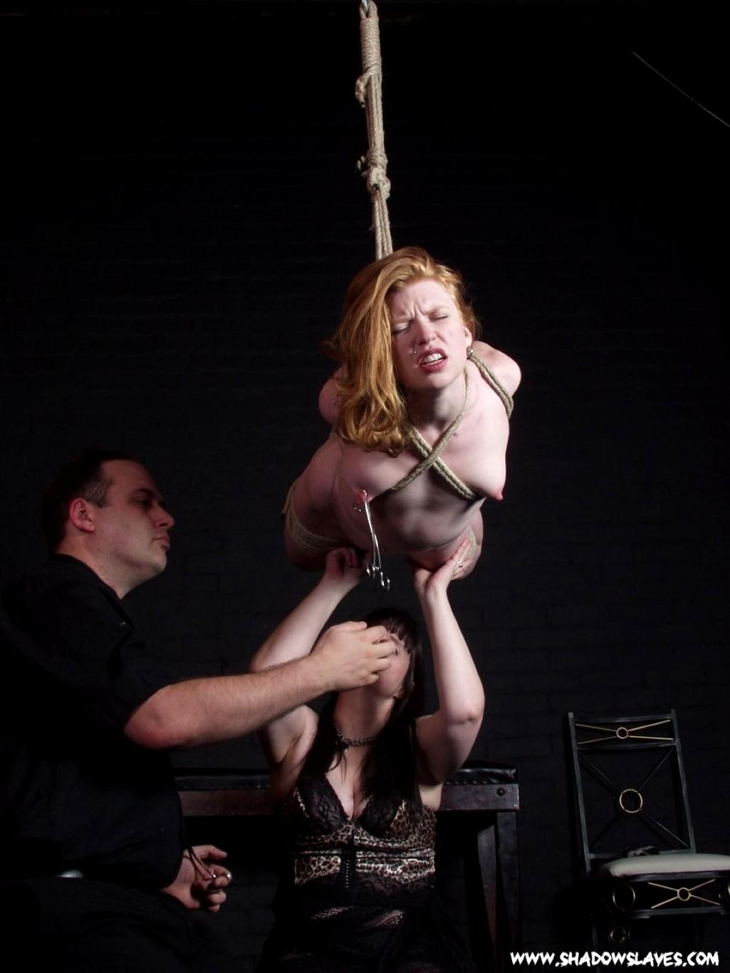 Furry bondage porn
