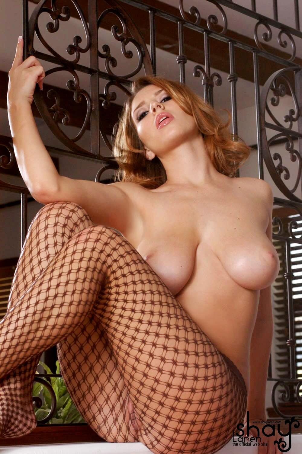 Stockings shay solo laren