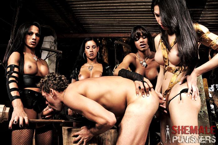 Kawanna Shemale Mistress 110