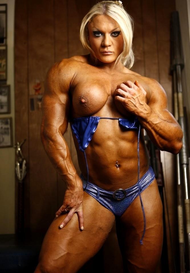 She muscle xxx