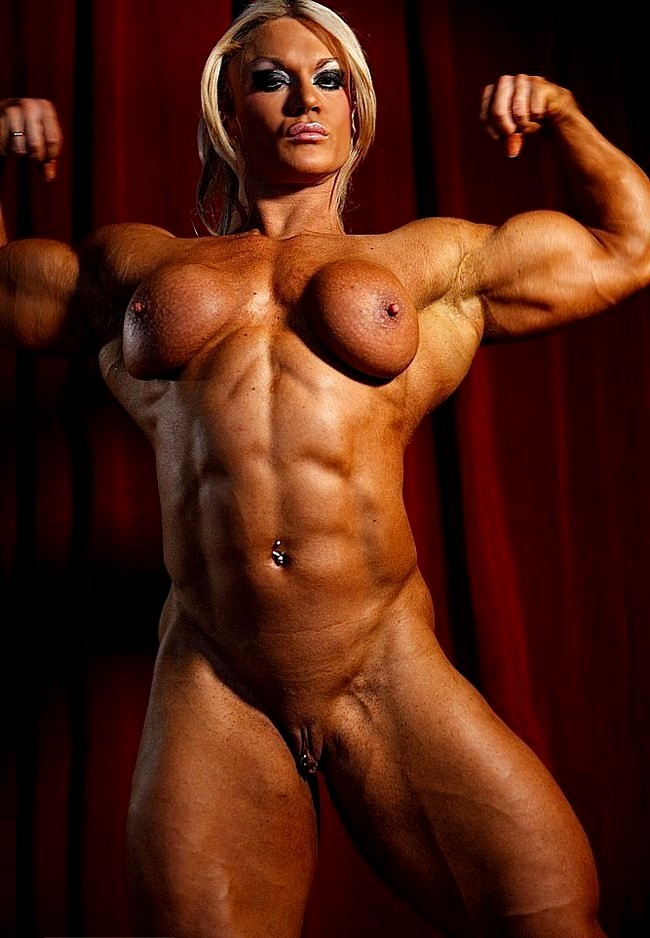 Free nude muscle babes sex
