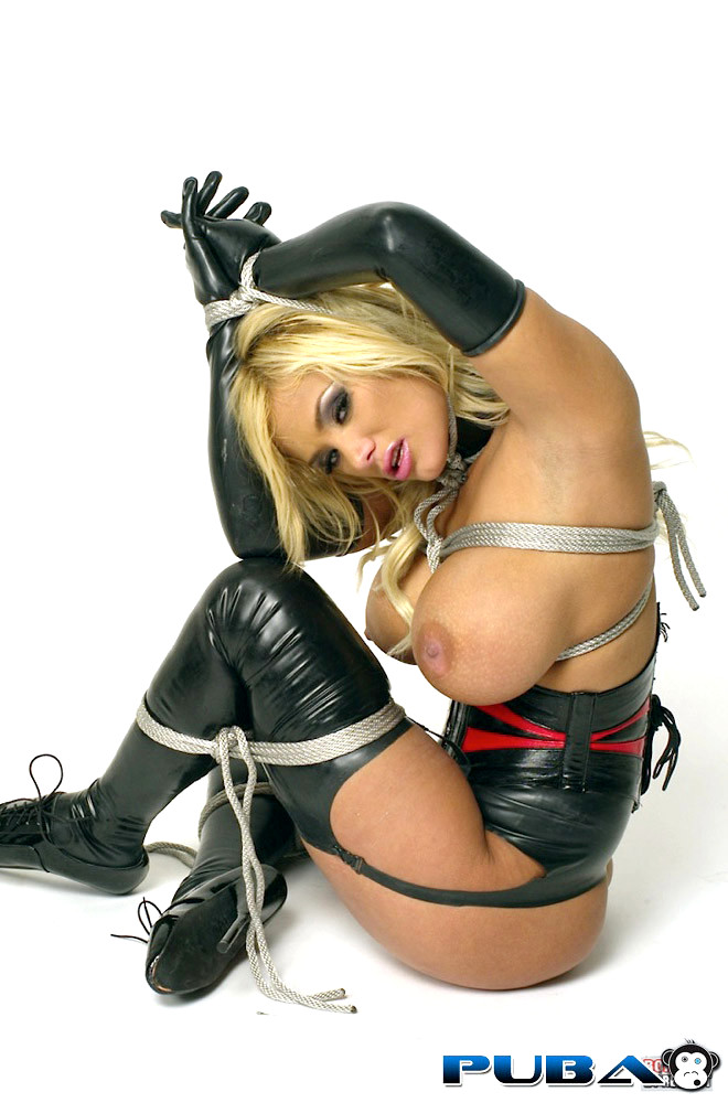 Shyla stylez tied up but not tamed