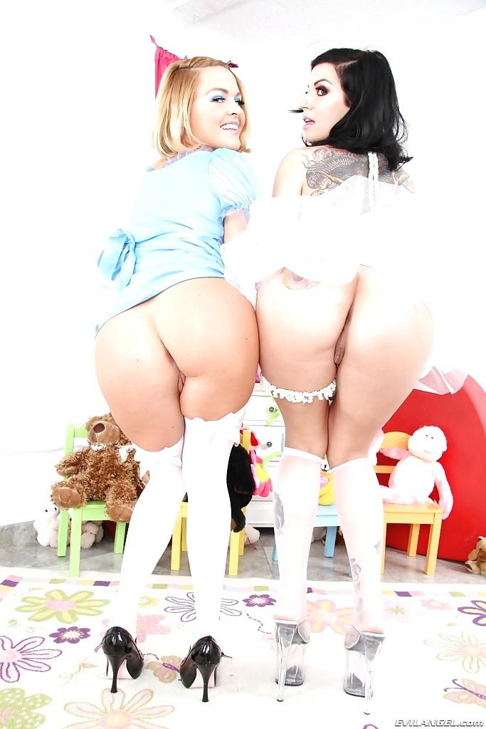 Evilangel Krissy Lynn Tori Lux Jynx Maze Japanesebeauties Slutload 1