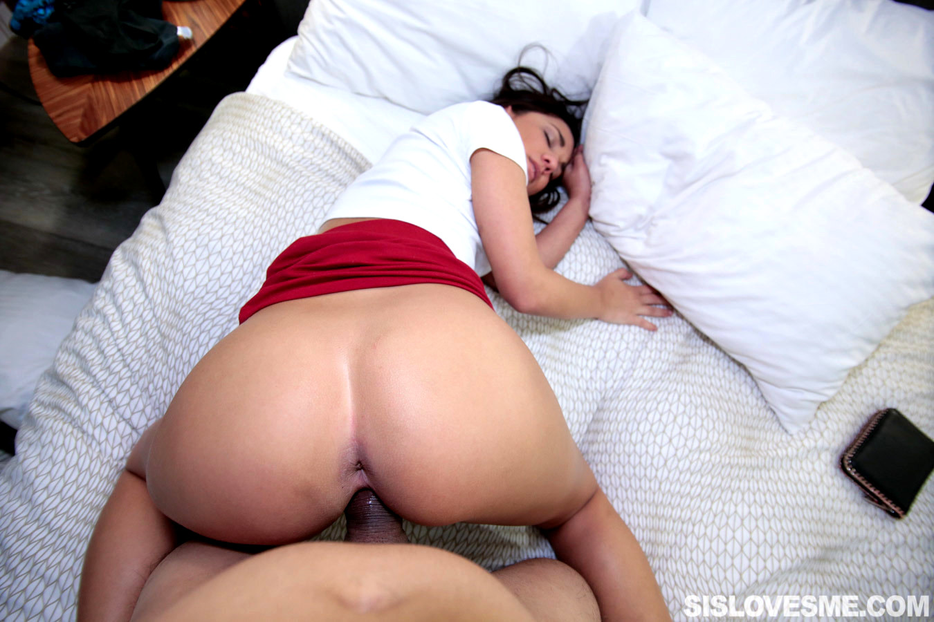 Amara romani loves it in the ass from you 3
