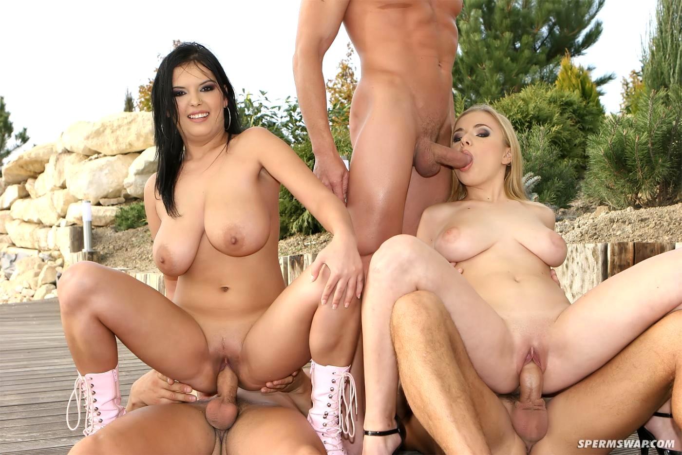 Jasmine black sperm swap