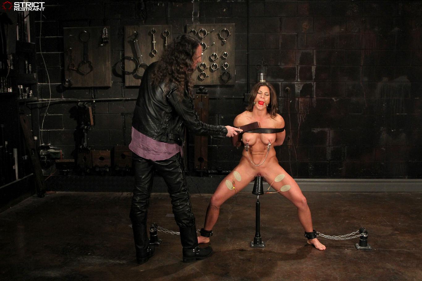 Babe Today Strict Restraint Ariel X Natural Bdsm Sex -2684