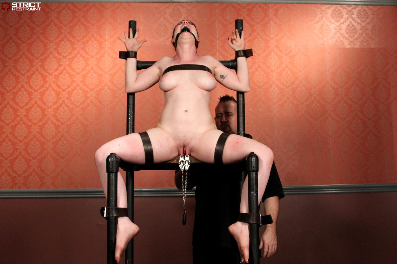 Free ankle restraints porn pics