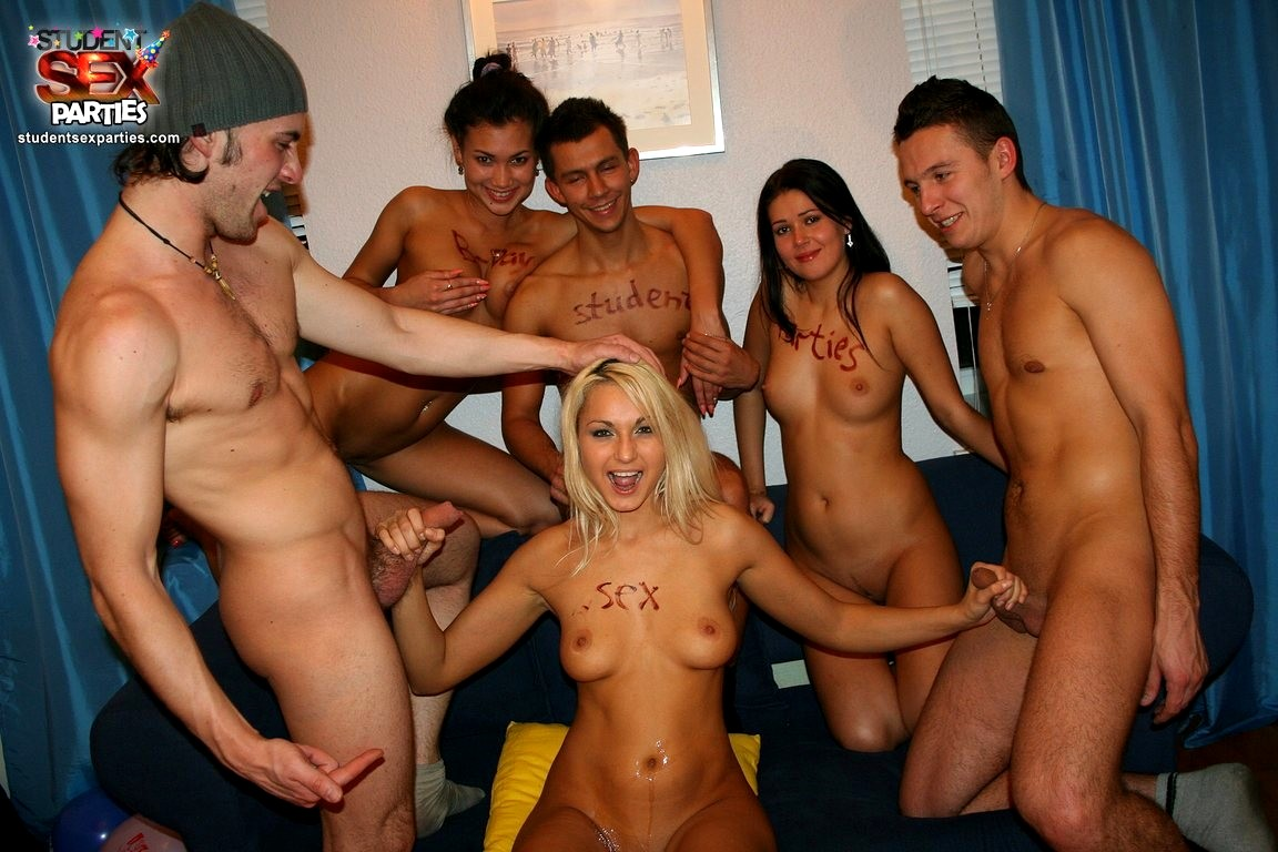 Free sex college party-5806