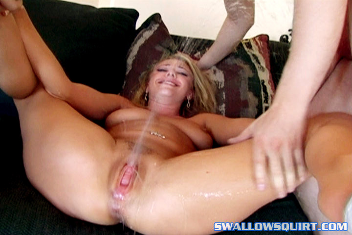 Swallowsquirt video