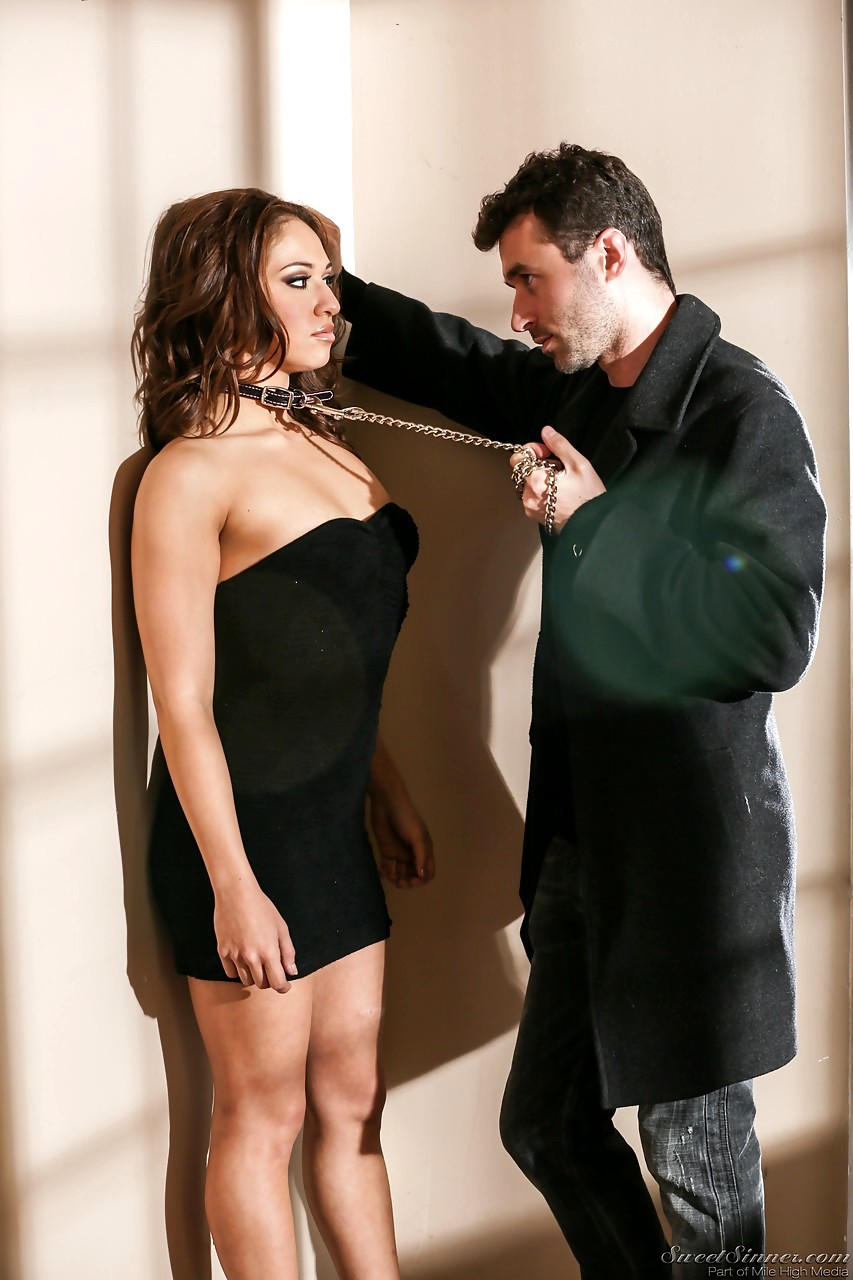Babe Today Sweet Sinner James Deen Sara Luvv Naked Clothed -1552