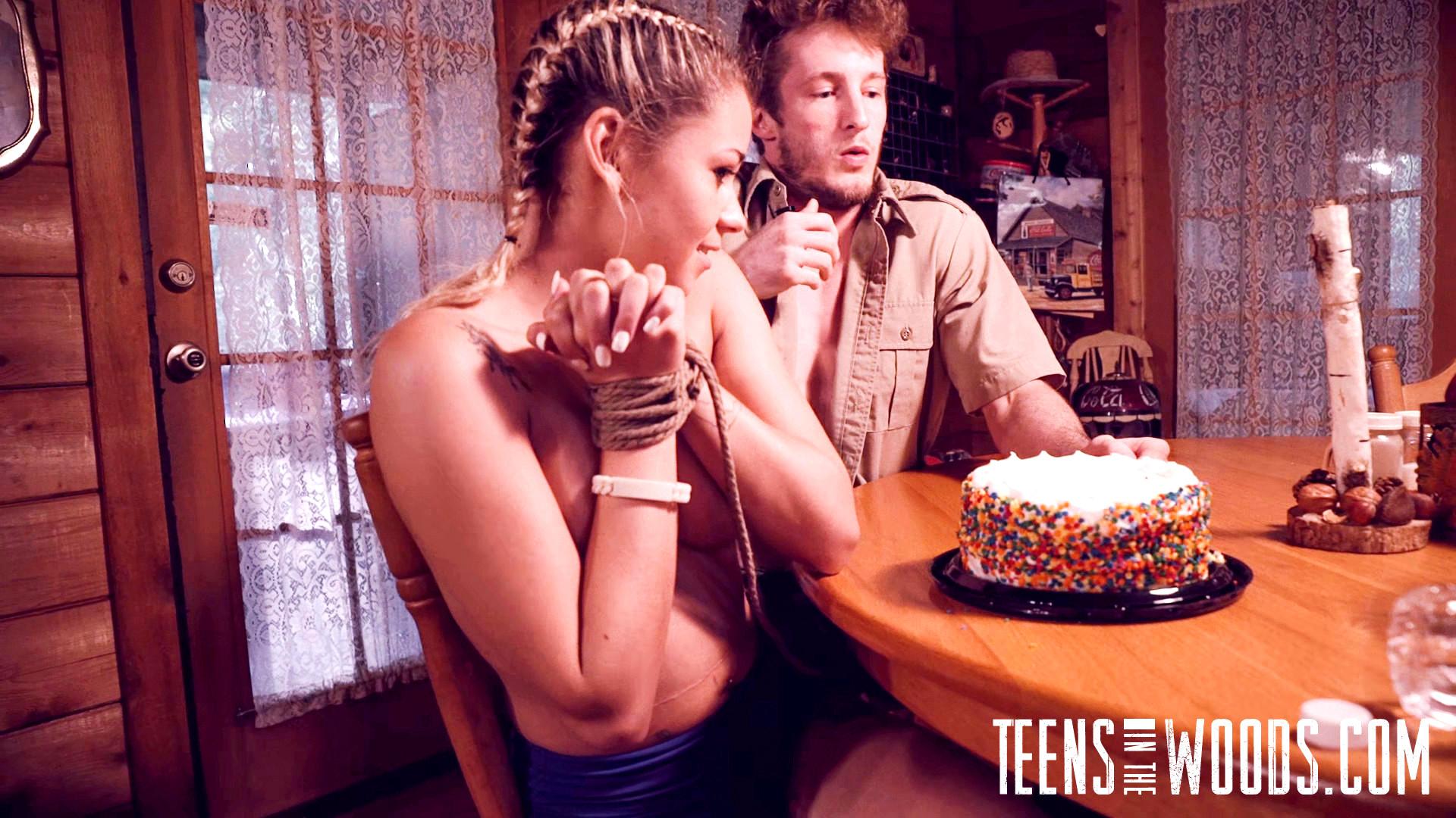 Teens The Woods Marsha May
