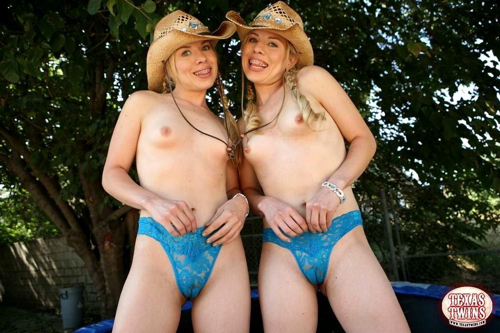 Naked texas twin