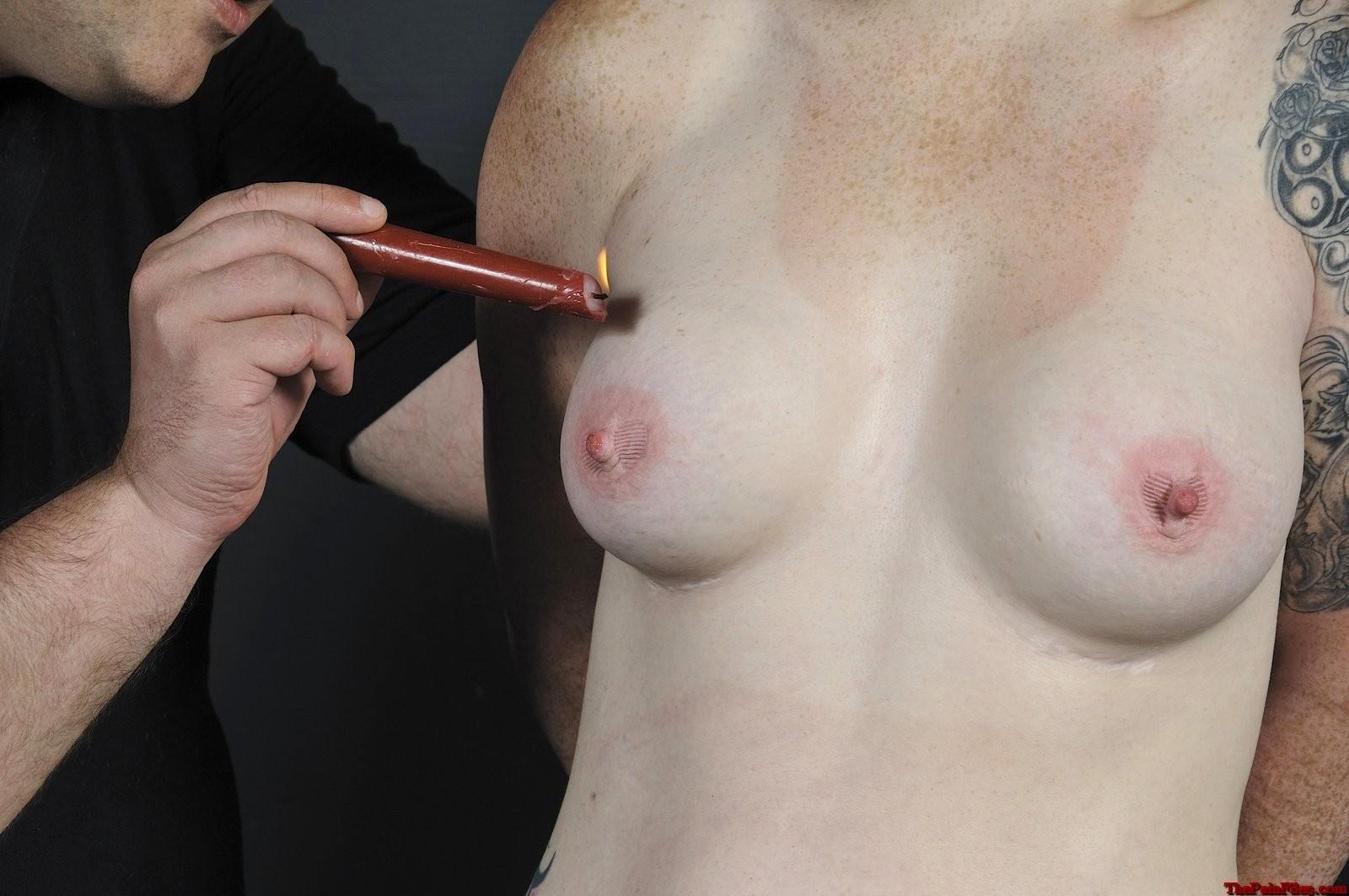 Sexy shave bikini line