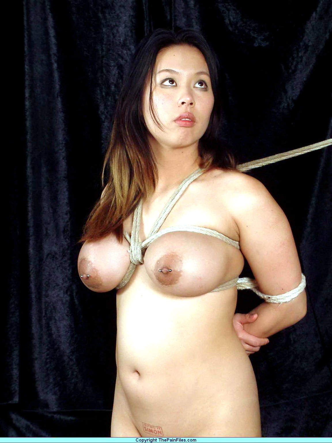 bondage set asian porno
