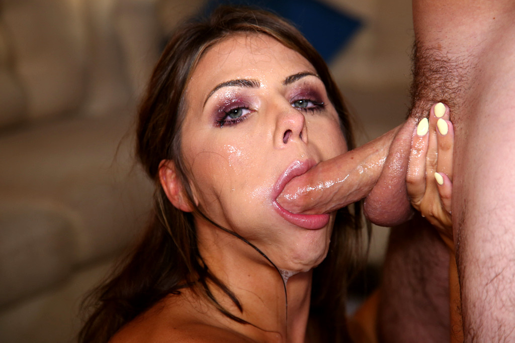 Chinese totally free deep throat one