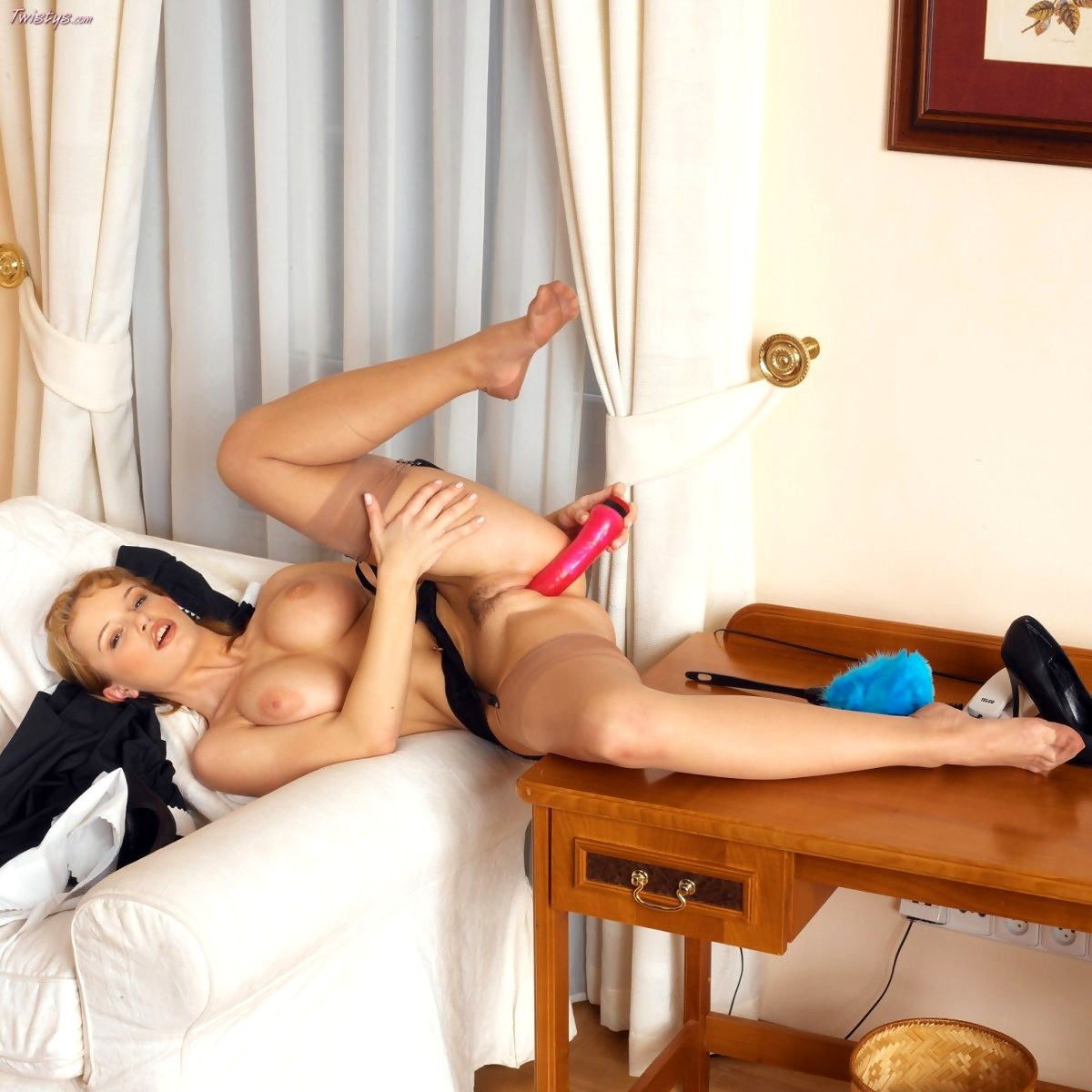 Bobbi starr maid - 2 part 9