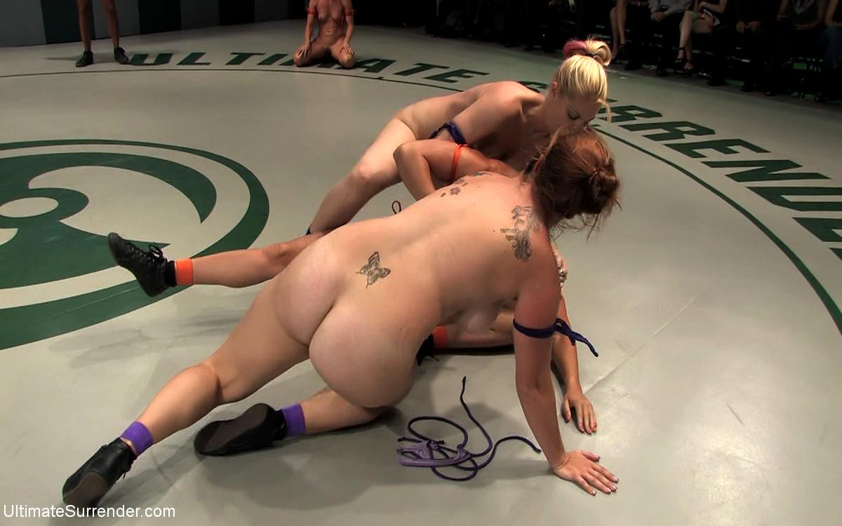 Opinion Sensual jane lesbian wrestling