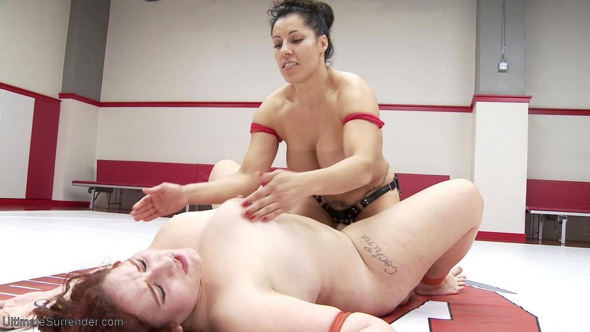 HOT ultimate surrender male vs female hardcore sexy slut