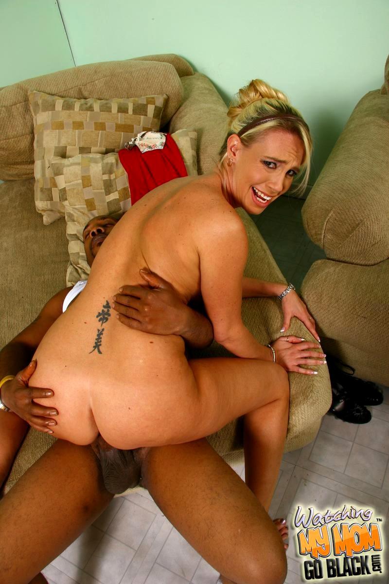 naughty mom watching porn