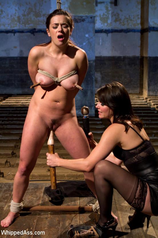Babe Today Whipped Ass Bobbi Starr Taylor Vixen Lucky -8958