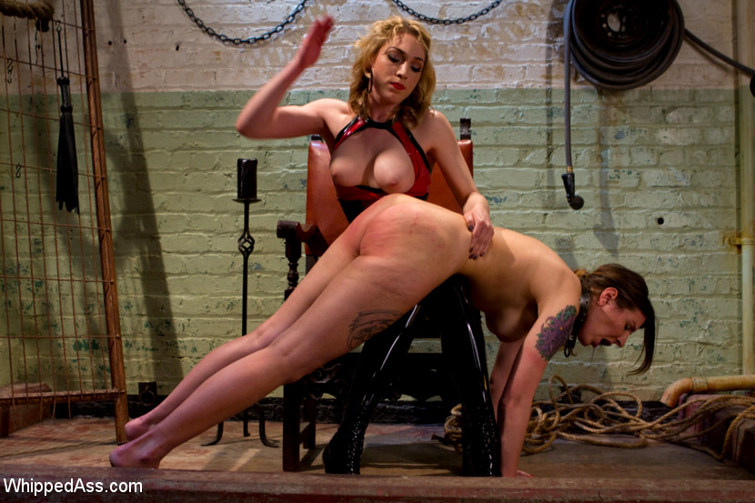 Babe Today Whipped Ass Lily Labeau Ginger Gates Many Bdsm -2942