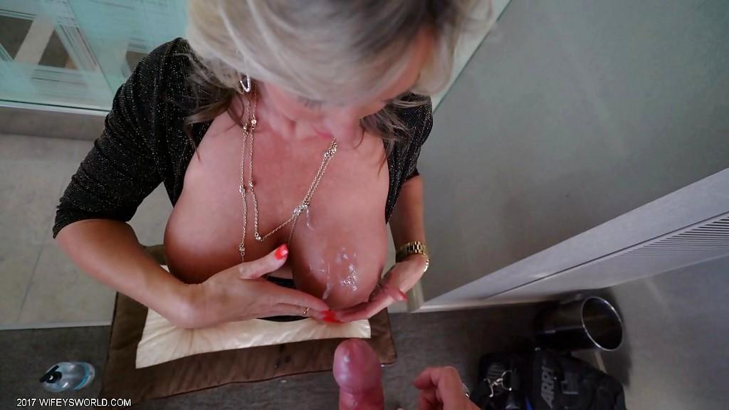 Sandra milk boobs excellent