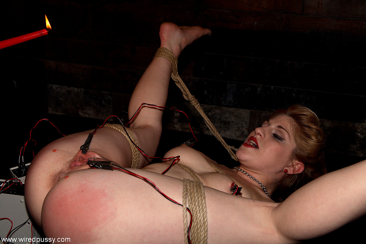 Wired Pussy Bound