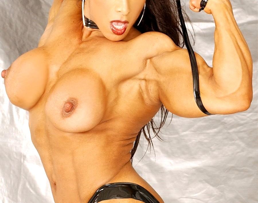 Bodybuilding Sexy Ladyboy