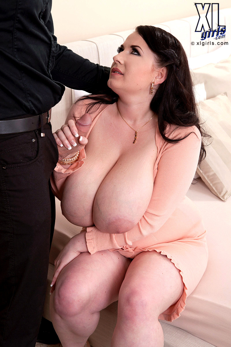 Bbw femdom session with hard face sitting and cock stroking 9