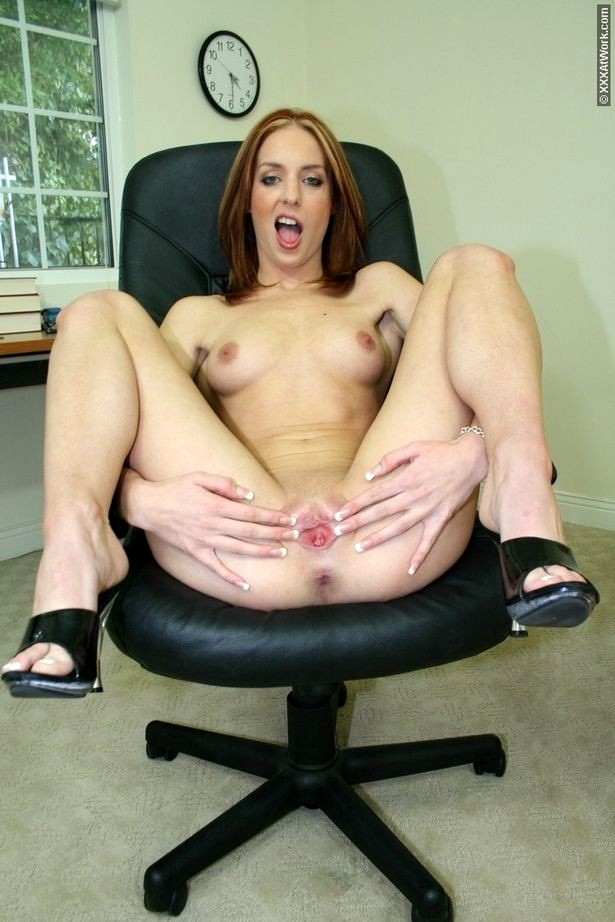 Riley Shy Xxx At Work 42