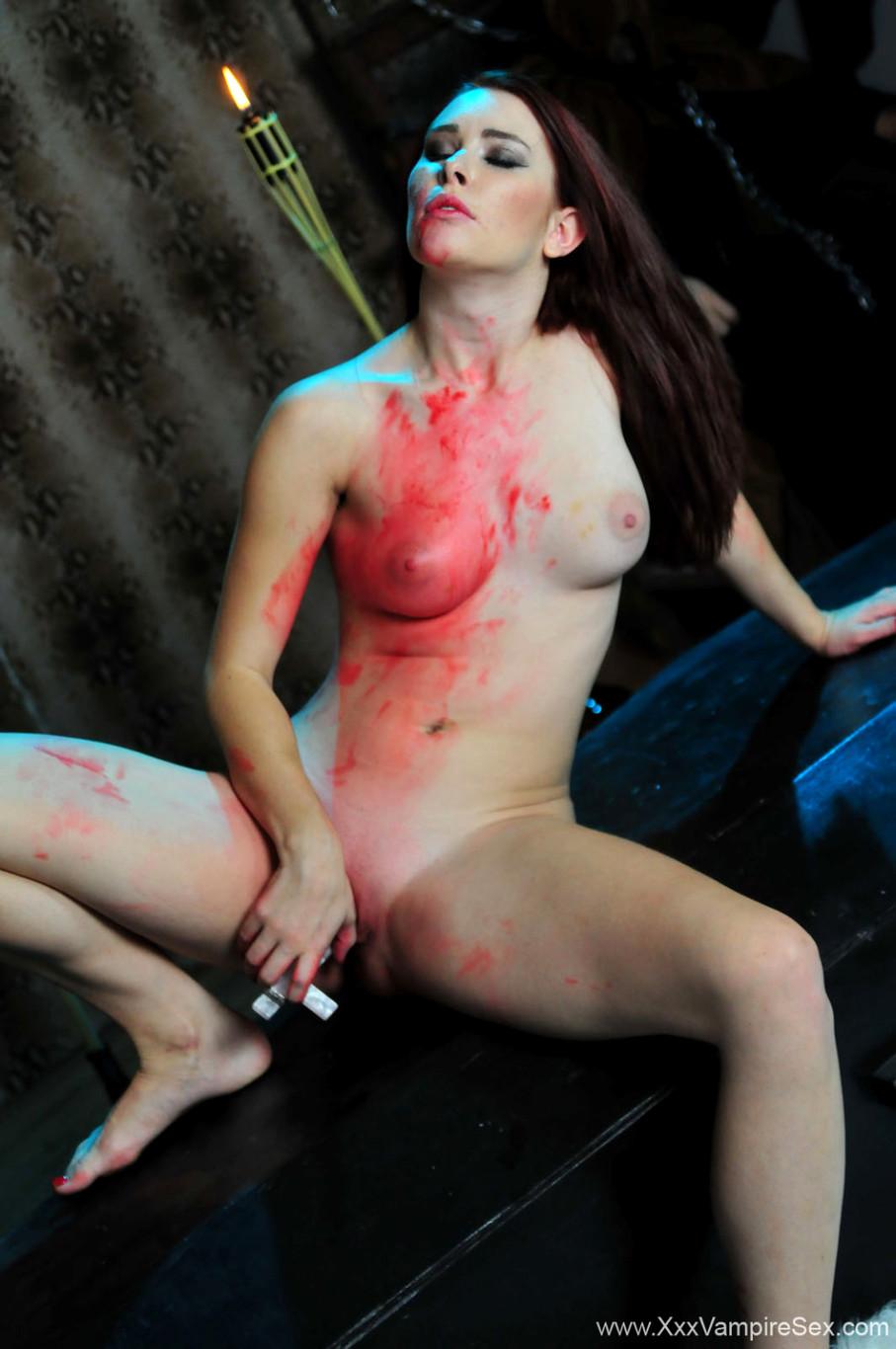 Vampire naked sexy porn — img 5
