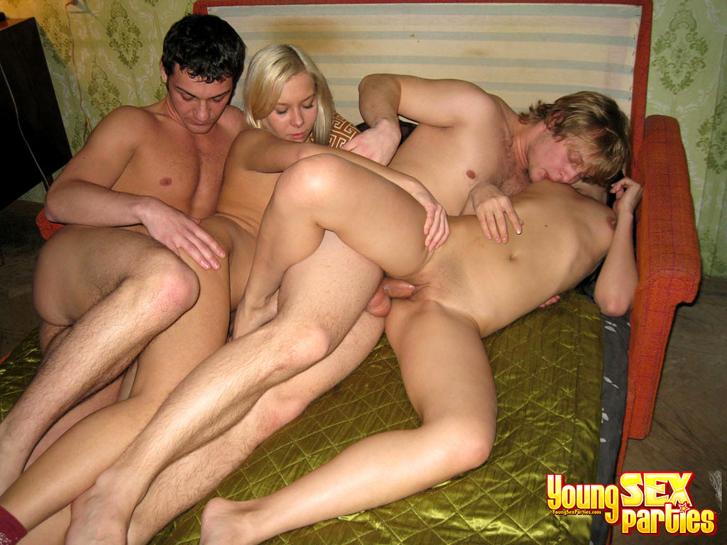 Young sex parties hot sex party in a bathroom