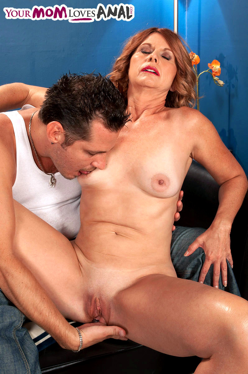 Simone hot 50 mature anal - 2 part 3