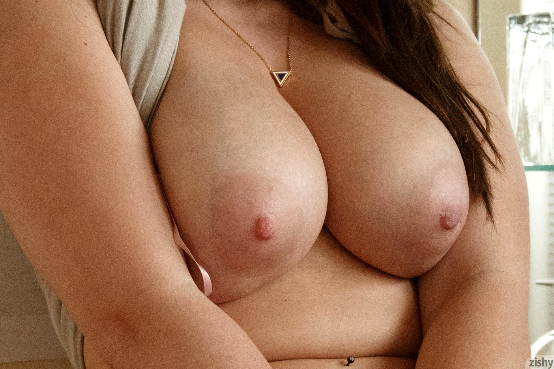 Morgan big tits