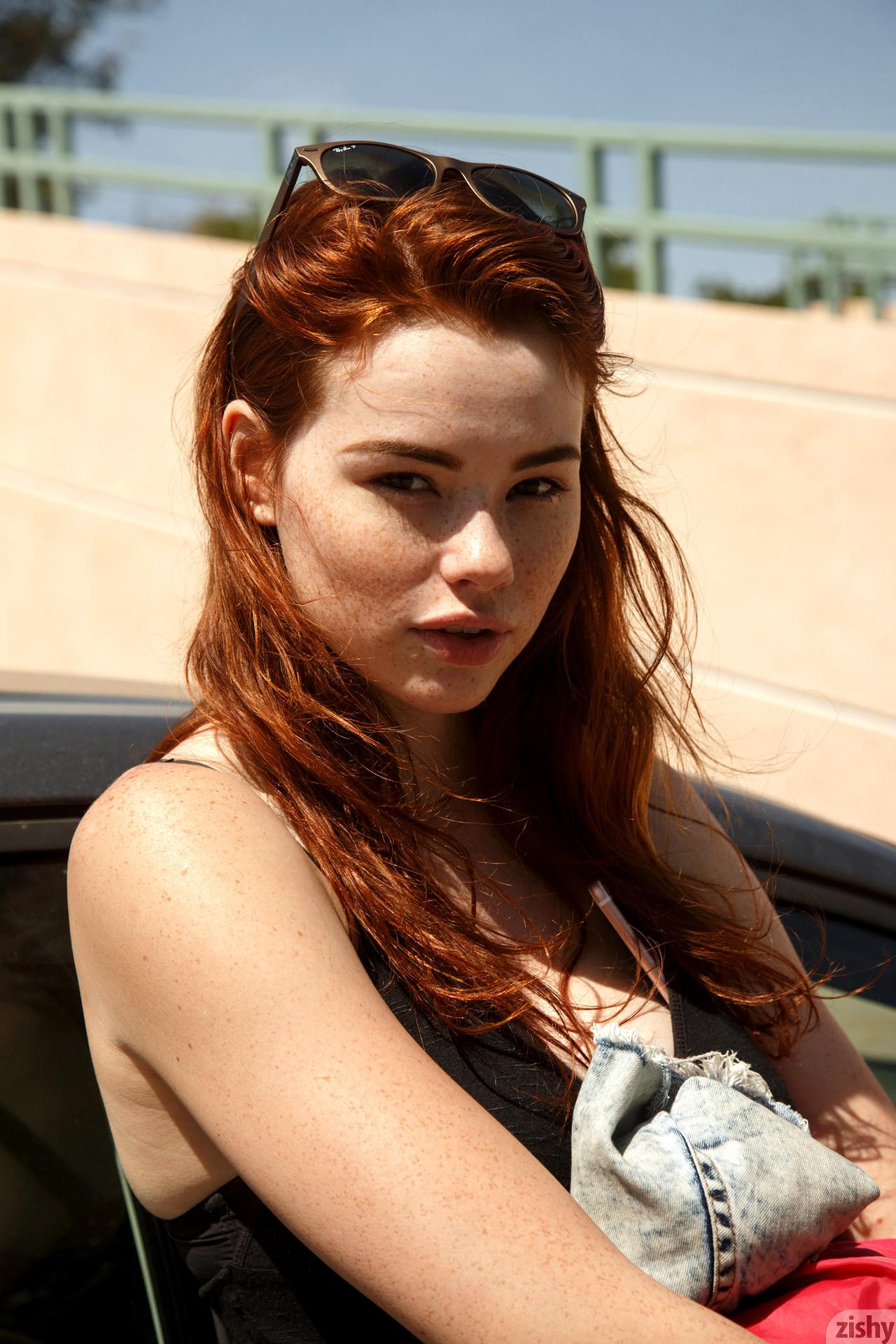 Sabrina redhead nude