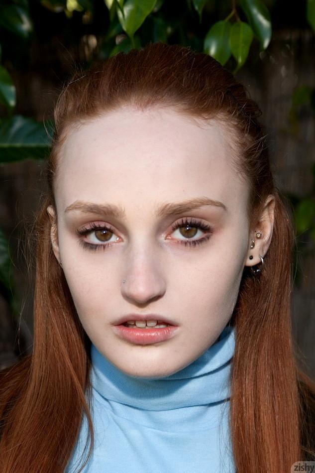 british porn Redhead chick